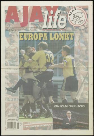 Ajax Life (vanaf 1994) 2001-05-25
