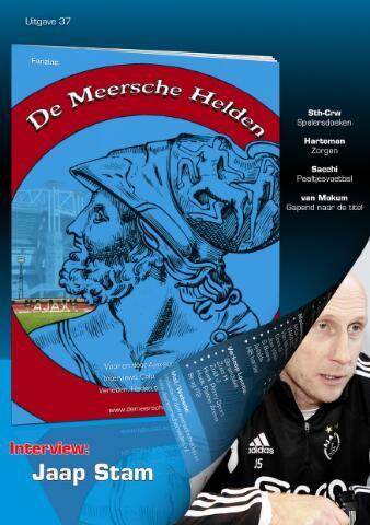 Fanzine De Meersche Helden (vanaf 2008) 2015