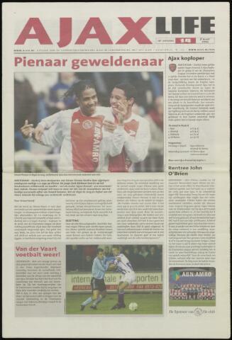 Ajax Life (vanaf 1994) 2003-03-08