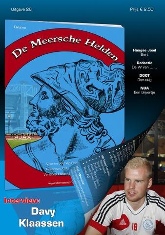 Fanzine De Meersche Helden (vanaf 2008) 2013-05-05