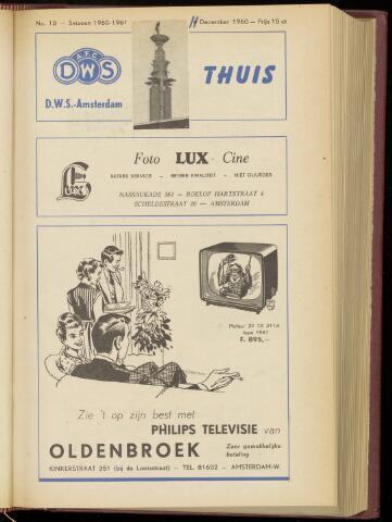 Programmaboekjes (vanaf 1934) 1960-12-11