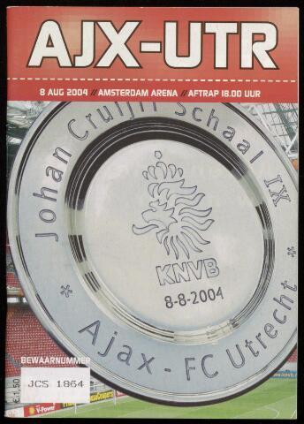 Programmaboekjes (vanaf 1934) 2004-08-08