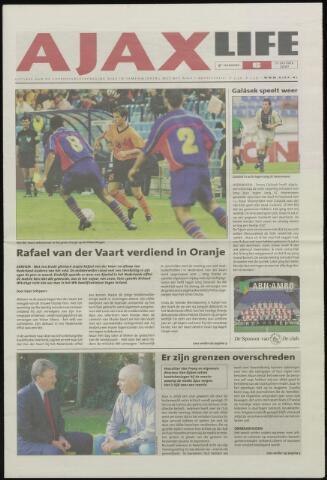 Ajax Life (vanaf 1994) 2001-10-11
