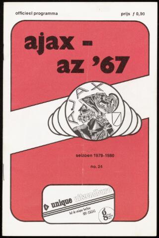 Programmaboekjes (vanaf 1934) 1980-02-24