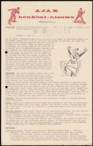 Honkbal nieuws (1963-1972) 1967-04-17