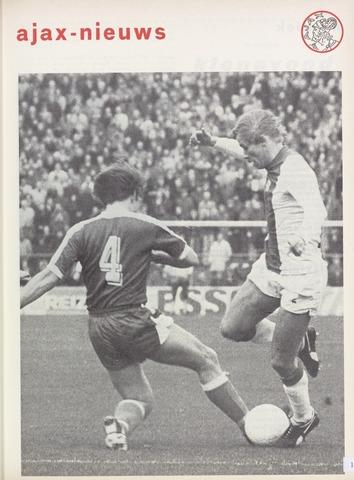 Clubnieuws Ajax (vanaf 1916) 1976-12-01