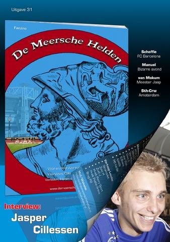 Fanzine De Meersche Helden (vanaf 2008) 2013-12-07