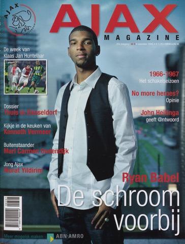 Magazine (1987-2007) 2006-11-01