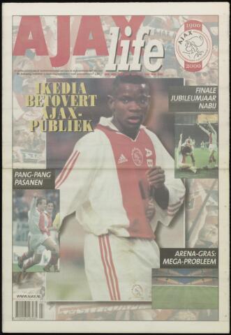 Ajax Life (vanaf 1994) 2000-11-23