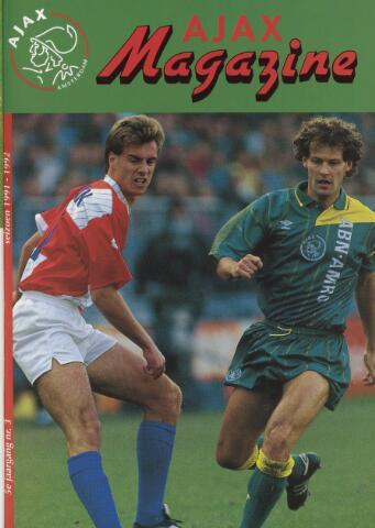 Magazine (1987-2007) 1991-11-01