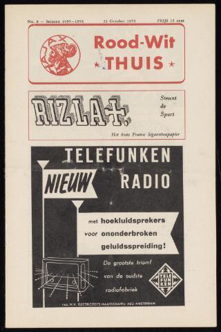 Programmaboekjes (vanaf 1934) 1955-10-23