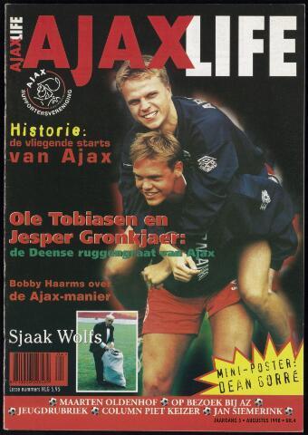 Ajax Life (vanaf 1994) 1998-08-01