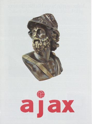 Clubnieuws Ajax (vanaf 1916) 1987-03-01