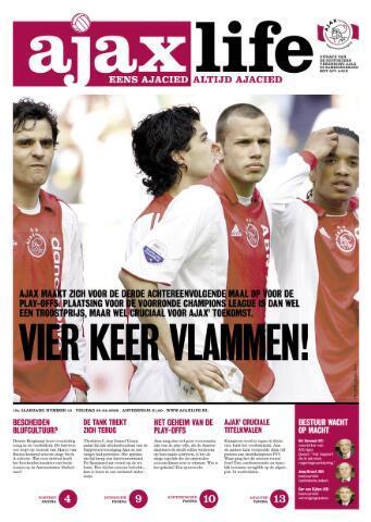 Ajax Life (vanaf 1994) 2008-04-25