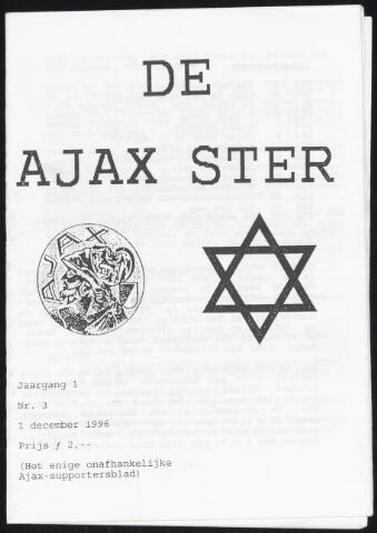 Fanzine De Ajax Ster (1996-2001) 1996-12-01
