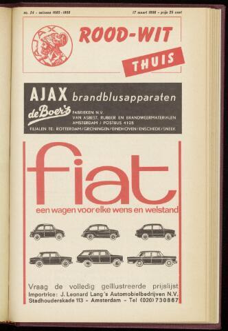 Programmaboekjes (vanaf 1934) 1966-03-17