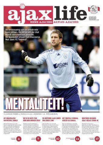 Ajax Life (vanaf 1994) 2010-04-09