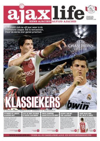 Ajax Life (vanaf 1994) 2010-09-10
