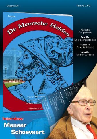 Fanzine De Meersche Helden (vanaf 2008) 2013