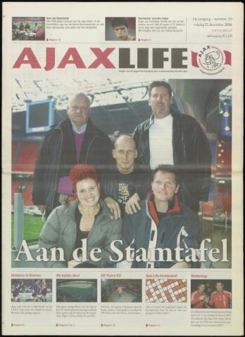 Ajax Life (vanaf 1994) 2006-12-22