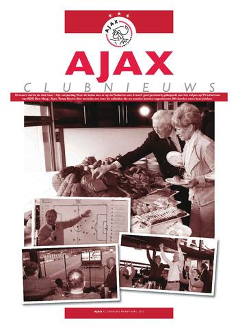 Clubnieuws Ajax (vanaf 1916) 2012-03-01