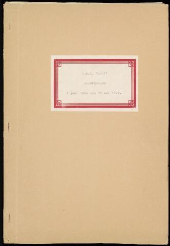 Jaarverslagen Vereniging (vanaf 1964) 1967-05-31