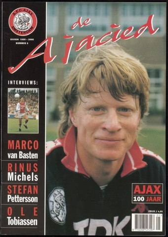 Clubblad De Ajacied (1997-2009) 2000-03-01