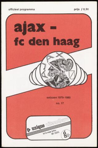 Programmaboekjes (vanaf 1934) 1979-12-02