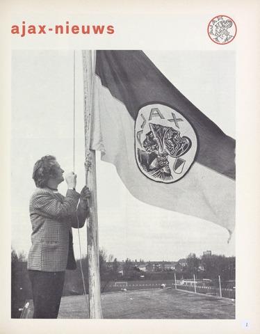 Clubnieuws Ajax (vanaf 1916) 1972-05-01