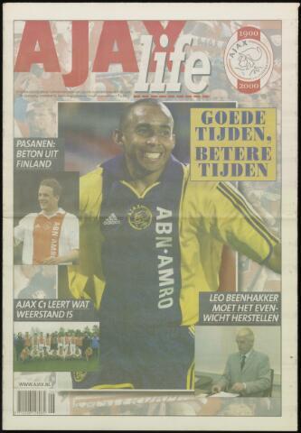 Ajax Life (vanaf 1994) 2000-11-09