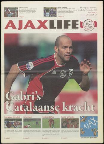 Ajax Life (vanaf 1994) 2006-11-02