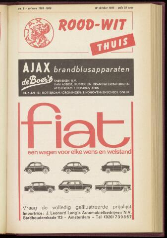 Programmaboekjes (vanaf 1934) 1965-10-10