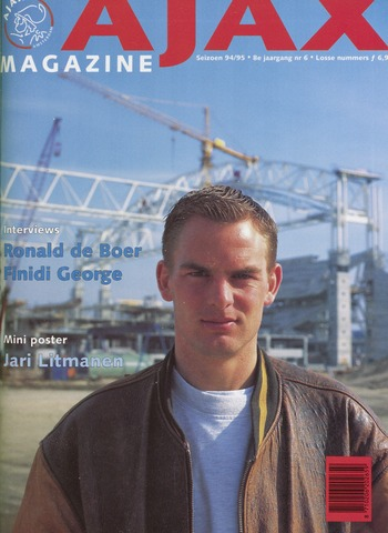 Magazine (1987-2007) 1995-04-01