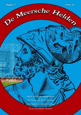 Fanzine De Meersche Helden (vanaf 2008) 2008