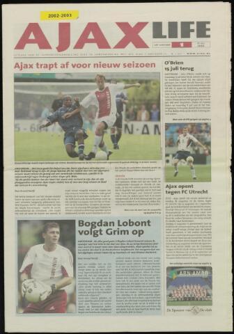 Ajax Life (vanaf 1994) 2002-07-11