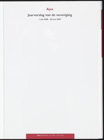 Jaarverslagen Vereniging (vanaf 1964) 2009-06-30