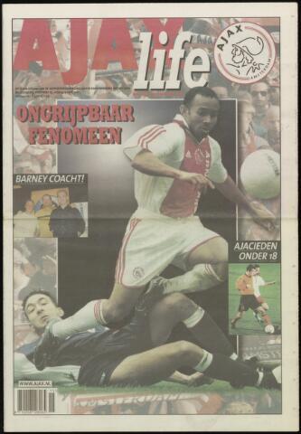 Ajax Life (vanaf 1994) 2001-04-13