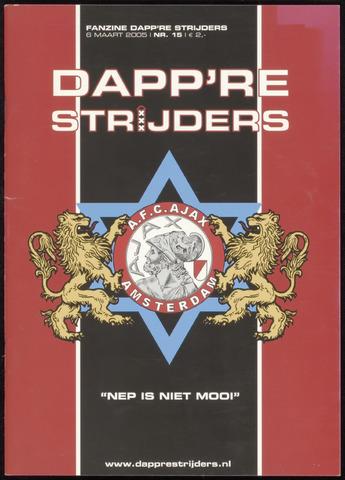 Fanzine Dapp're Strijders (2003-2005) 2005-03-06