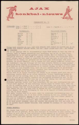 Honkbal nieuws (1963-1972) 1967-06-26