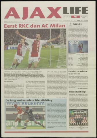 Ajax Life (vanaf 1994) 2003-09-13