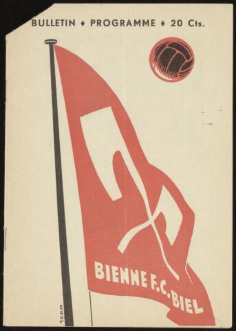 Programmaboekjes (vanaf 1934) 1948-06-19