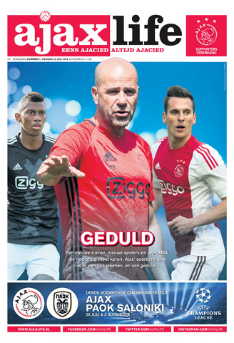 Ajax Life (vanaf 1994) 2016-07-22