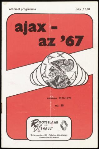Programmaboekjes (vanaf 1934) 1979-06-04