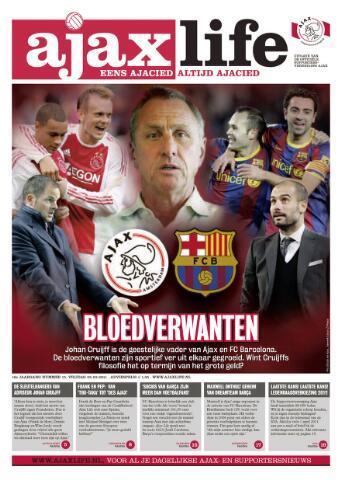 Ajax Life (vanaf 1994) 2011-03-25