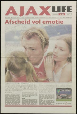 Ajax Life (vanaf 1994) 2003-06-07