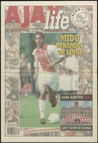 Ajax Life (vanaf 1994) 2001-07-13