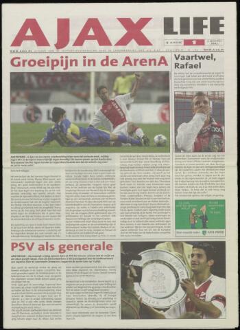 Ajax Life (vanaf 1994) 2005-08-03