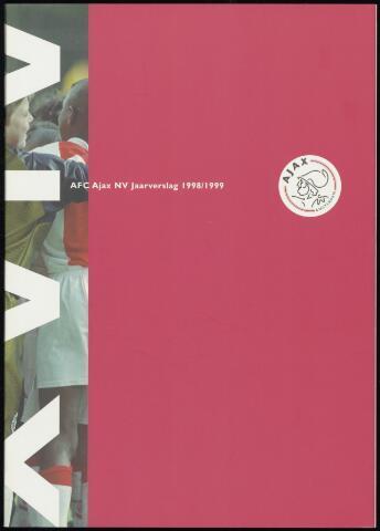 Jaarverslagen Ajax NV (vanaf 1997) 1998