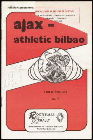 Programmaboekjes (vanaf 1934) 1978-09-27
