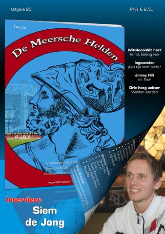 Fanzine De Meersche Helden (vanaf 2008) 2012-03-11